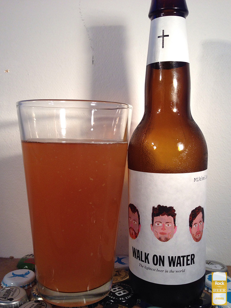 Mikkeller and To Øl Walk on Water