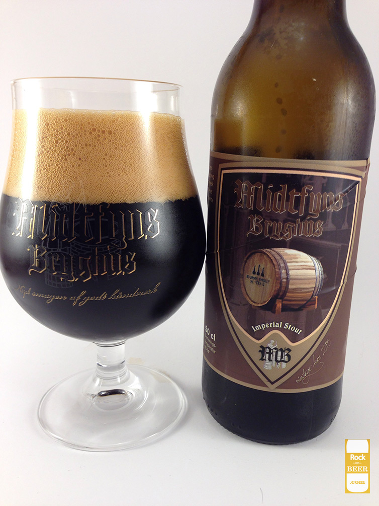 Midtfyns Bryghus Bourbon Imperial Stout
