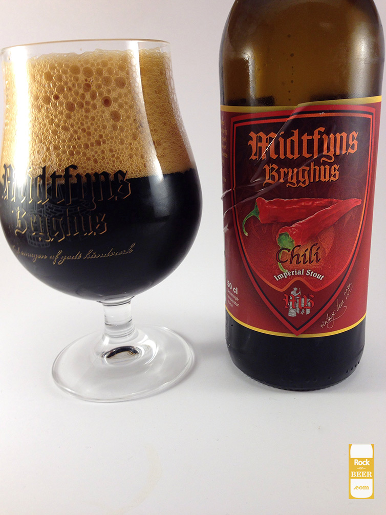 Midtfyns Chili Imperial Stout nr. 0998