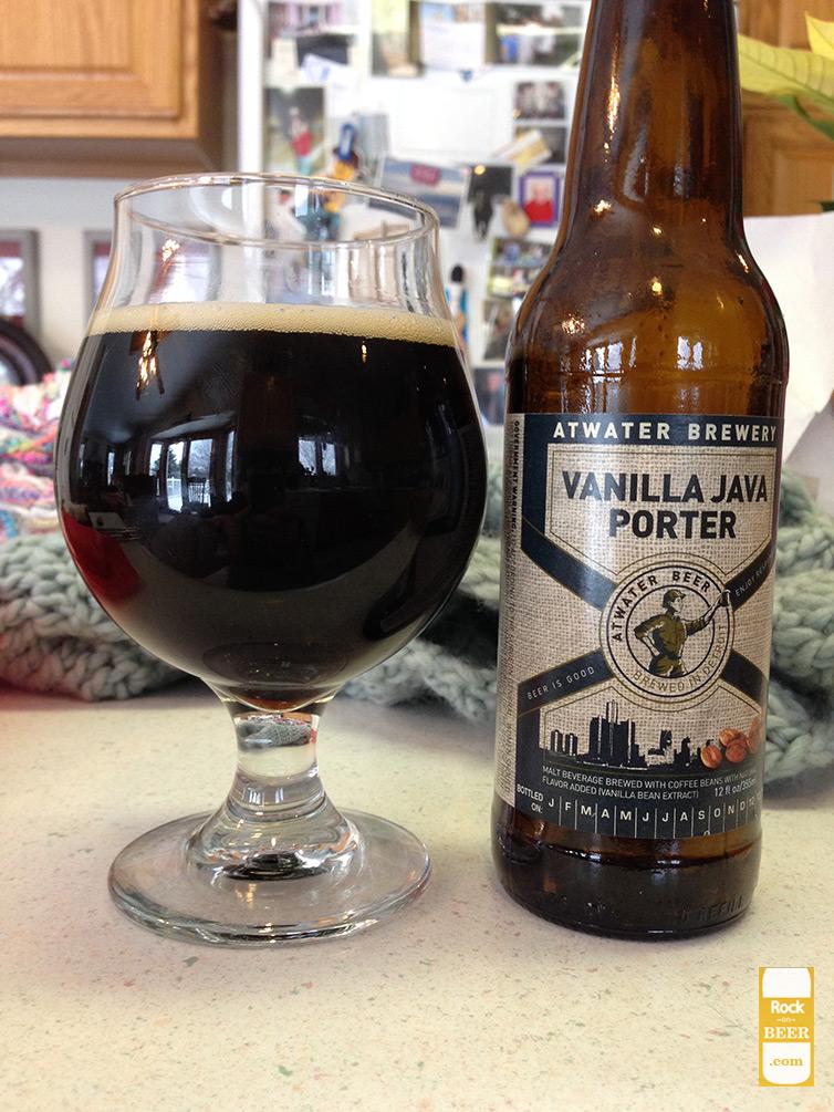 Atwater Brewery Vanilla Java Porter