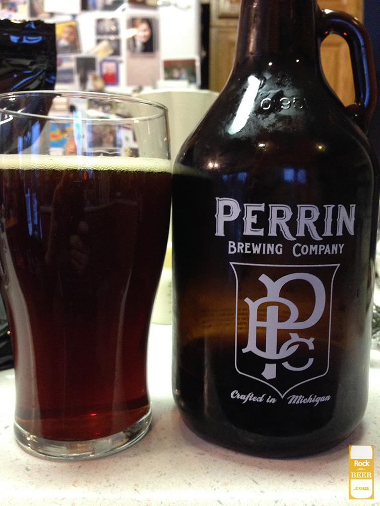 Perrin Brewing Kona Brown