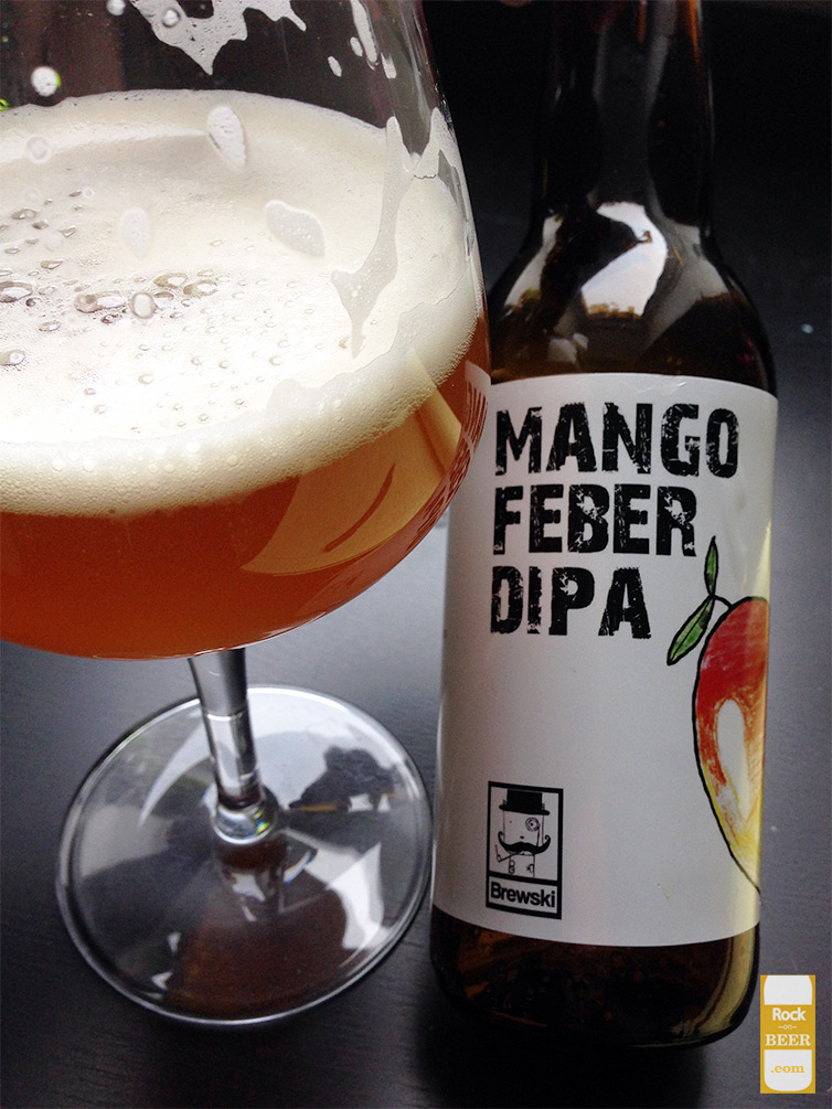 Brewski Mango feber