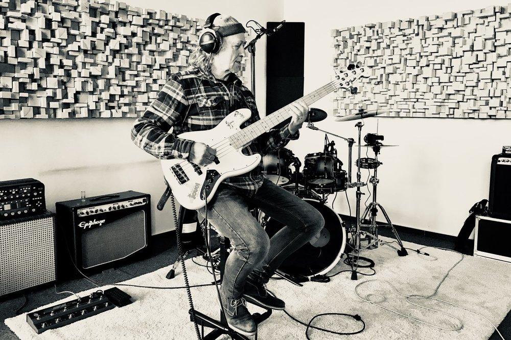 Steffi Stephan - Recording