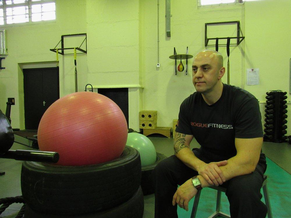 Alan Dunne Fitness, Swords