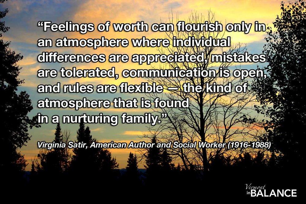 Nurturing Family