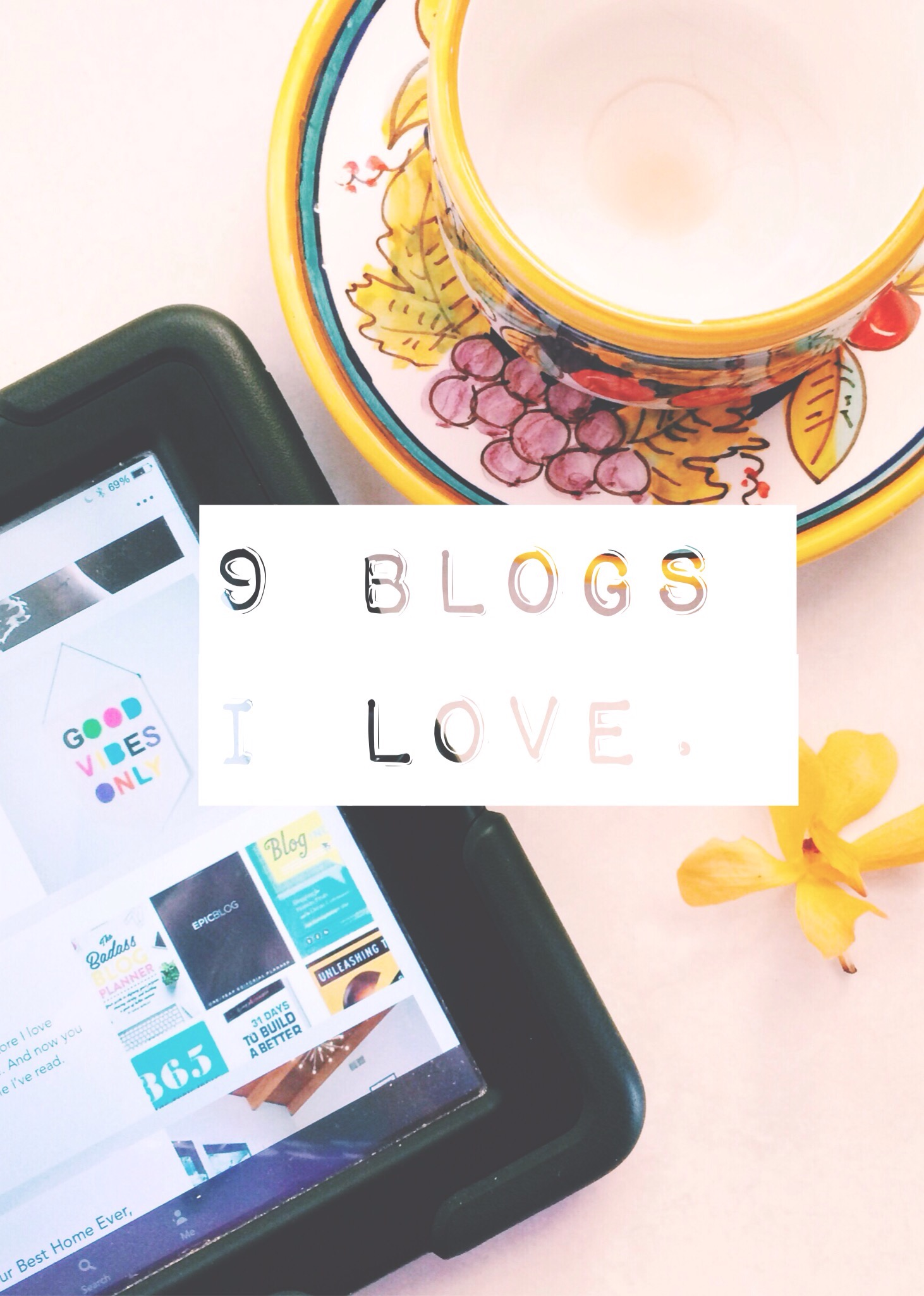 9 blogs I love