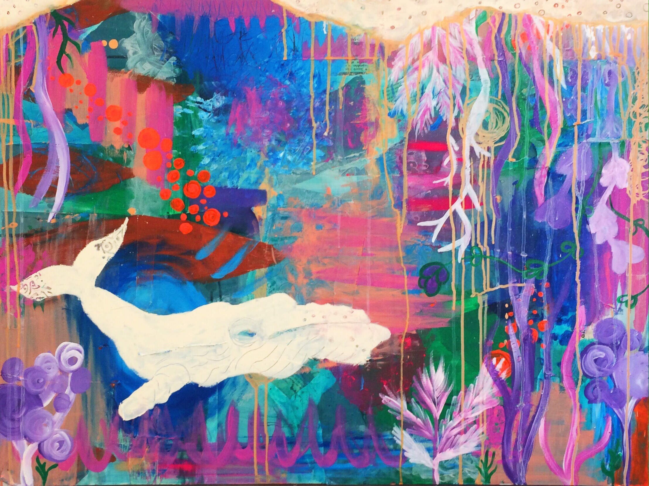 jess crawford art