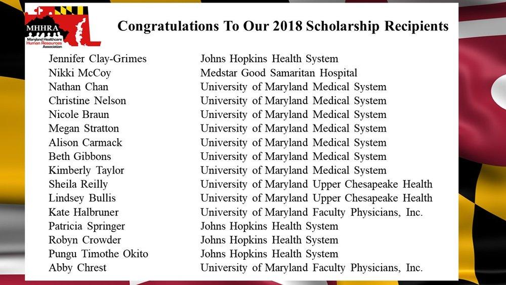 5-2018 MHHRA Scholarship Winners Slide.jpg