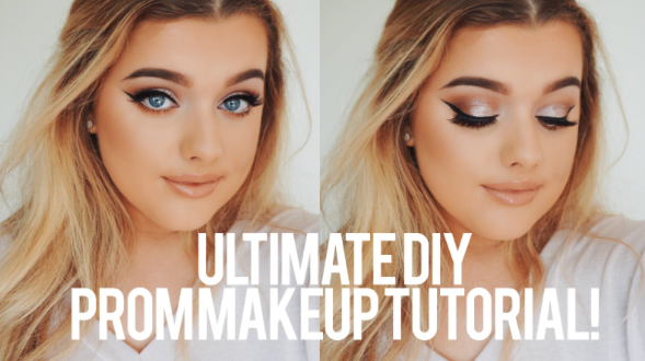 How To: Prom/Graduation/Glam makeup ideas!