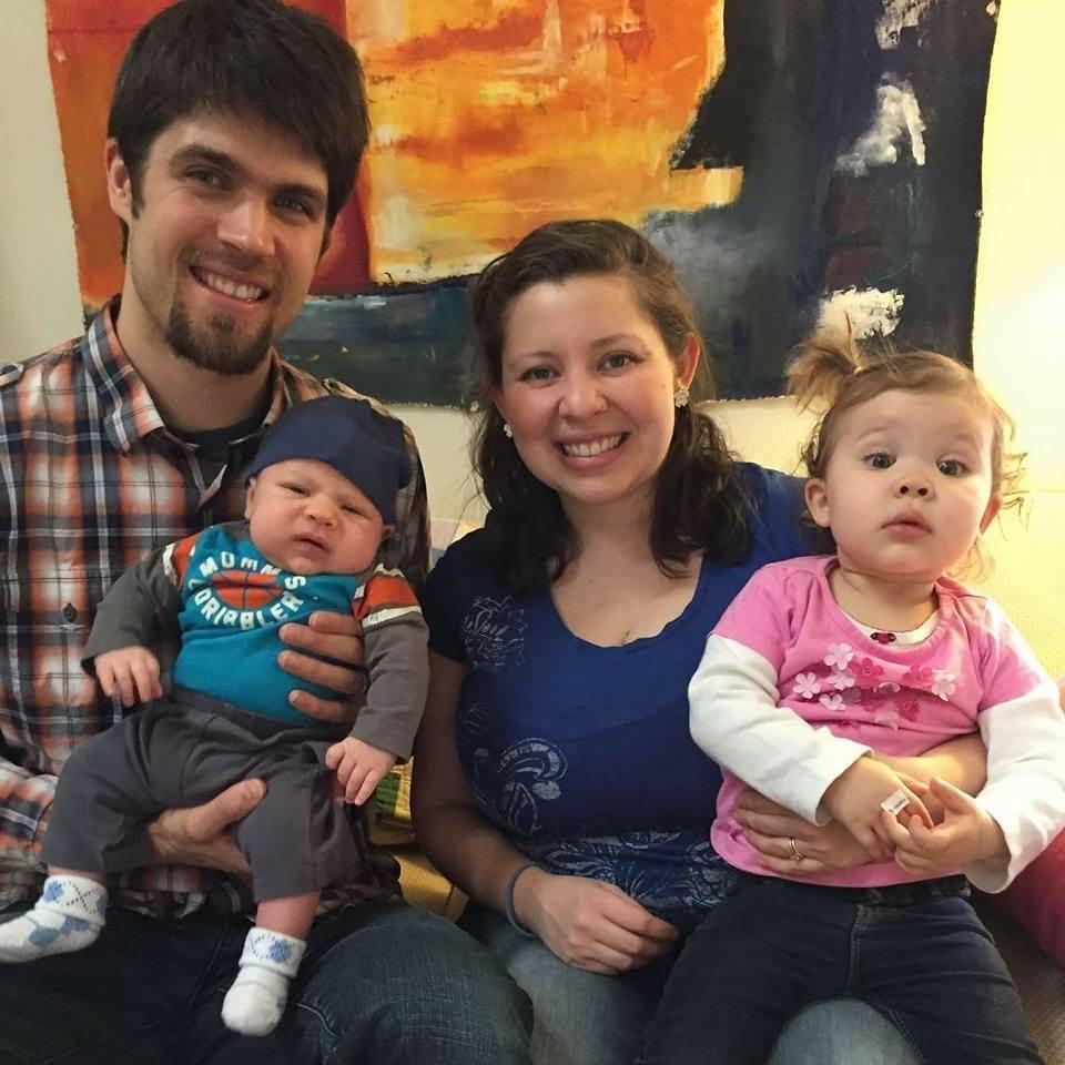 Caleb, Daniel, Claudia & Lucia Pahl