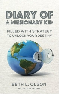 Travel with Beth on a journey through machine guns & mafia, romance & heartbreak, dreams & struggles and find keys to unlock your destiny all along the way. Raised on the mission field, Beth gives perspective for parents who may be struggling with the idea of taking their kids to another country.