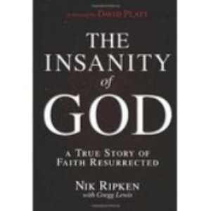 """The Insanity of God  is the personal and lifelong journey of an ordinary couple from rural Kentucky who thought they were going on just your ordinary missionary pilgrimage, but discovered it would be anything but. After spending over six hard years doing relief work in Somalia, and experiencing life where it looked like God had turned away completely and He was clueless about the tragedies of life, the couple had a crisis of faith and left Africa asking God, """"Does the gospel work anywhere when it is really a hard place? It sure didn't work in Somalia."""