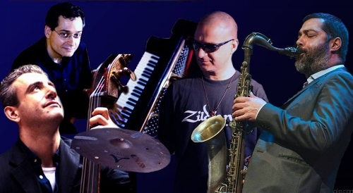 GLAFKOS KONTEMENIOTIS - THE NEW QUARTET AT AXIOTHEA CULTURAL CENTRE 7 September, 2017