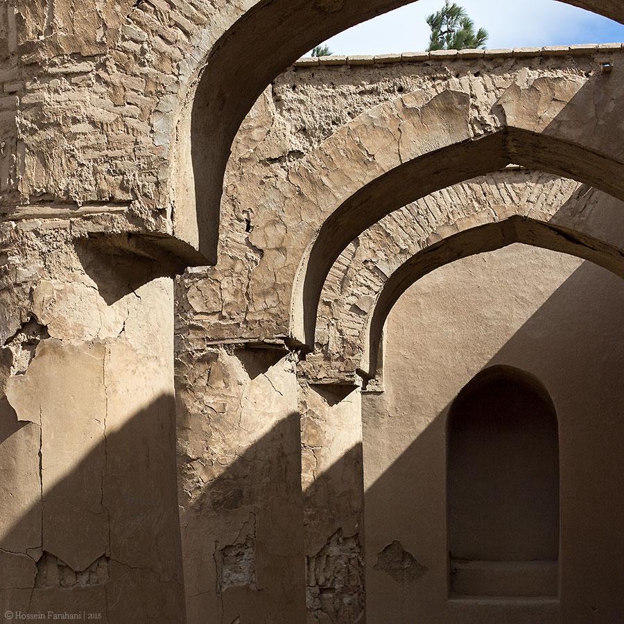 Tarikhaneh, Damghan