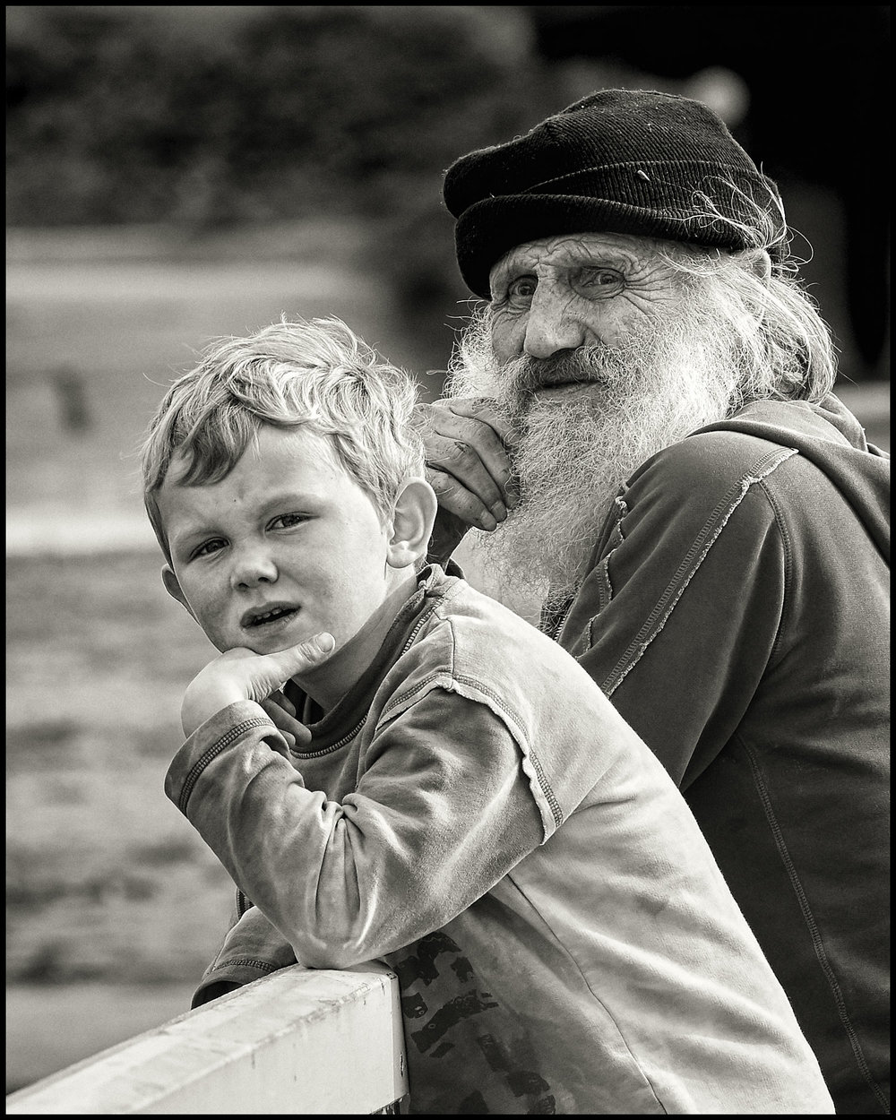 Look grandpa...