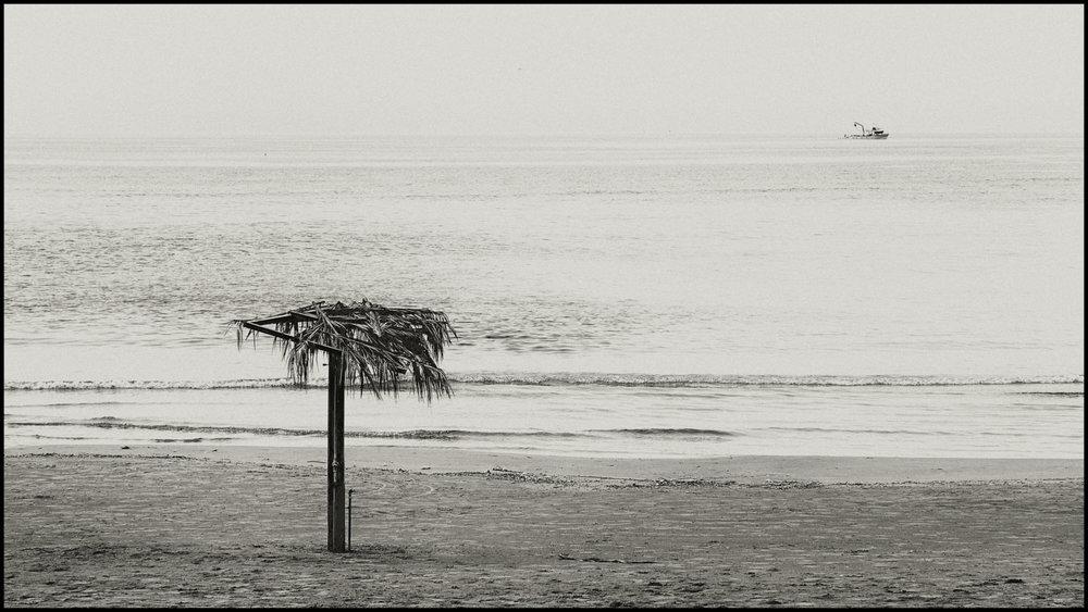 Italian waters...