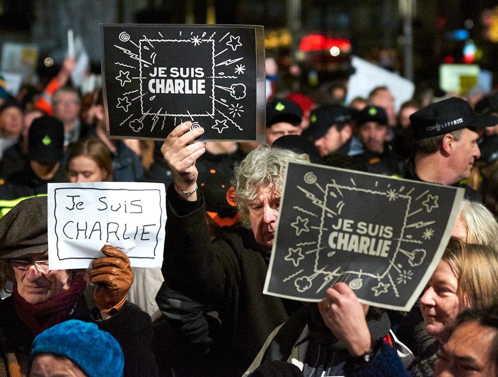Je suis Charlie...