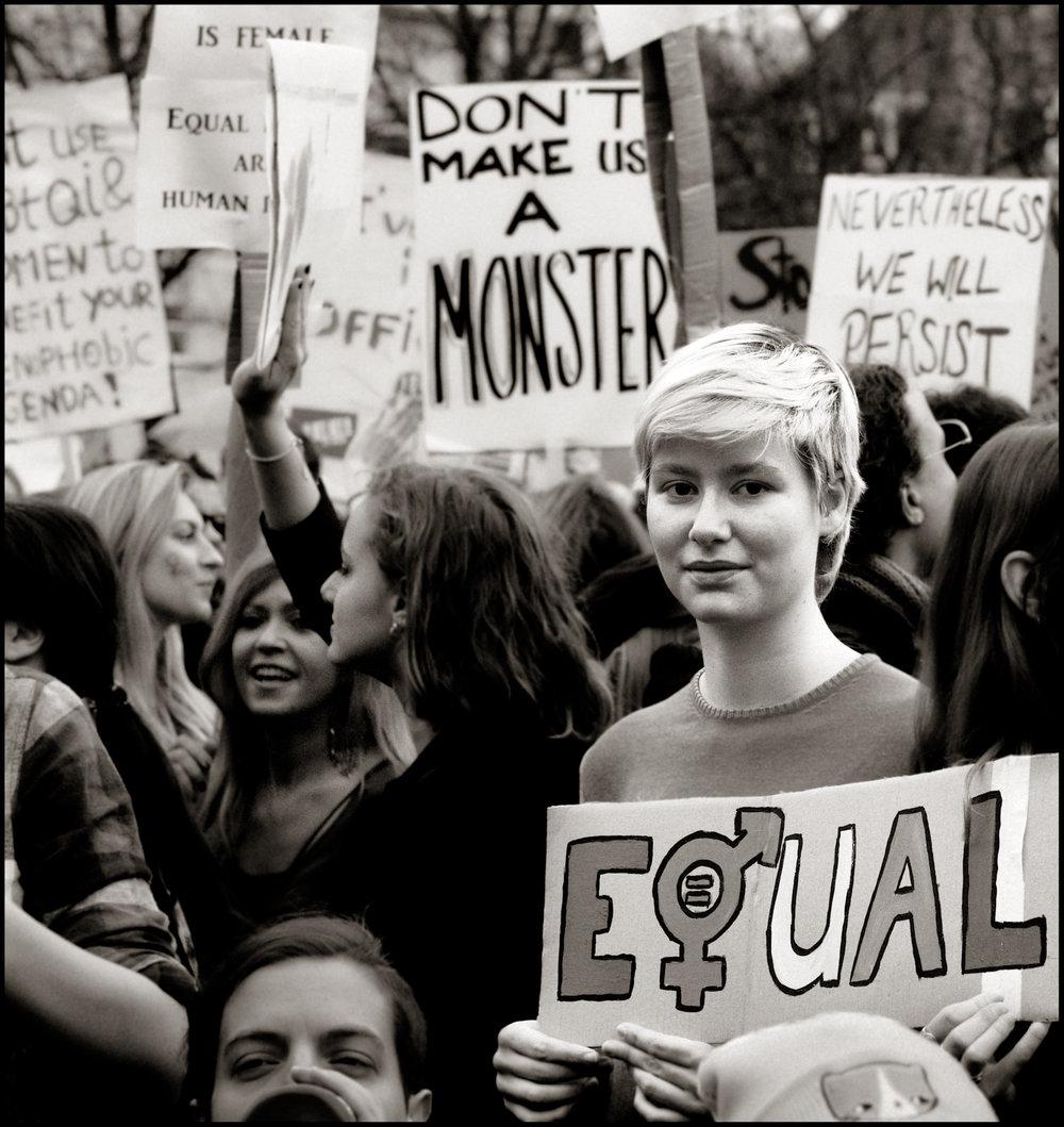 Equal...
