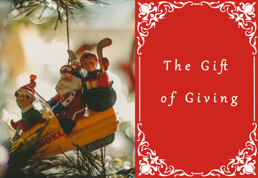 Santa Claus Gift of Giving