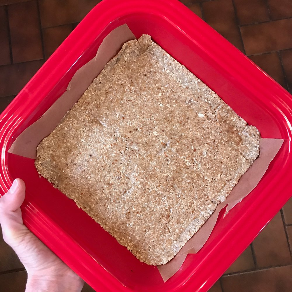 GF Oat Crust