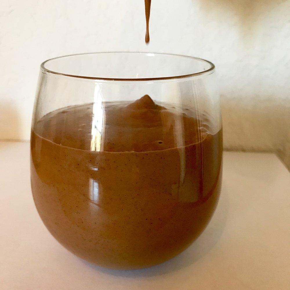 Chocolate Cauli Shake
