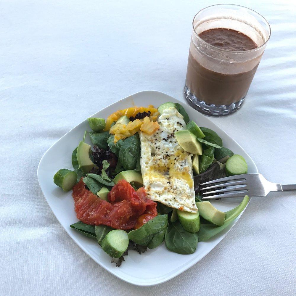 Bfast salad