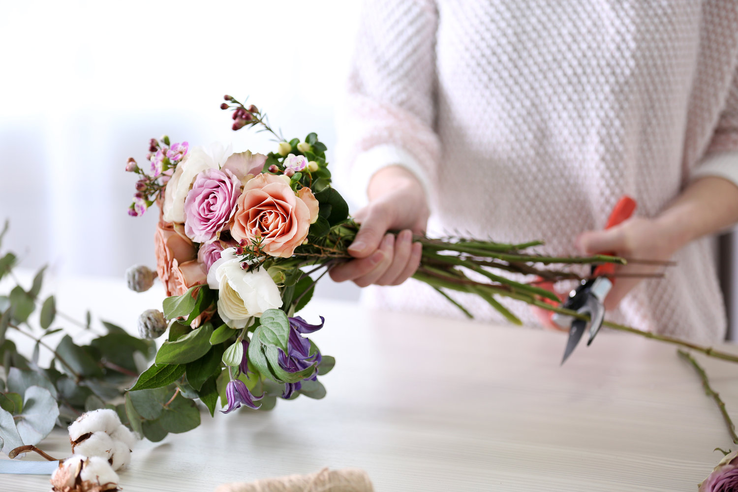 D.I. Why? The Pros and Cons of Doing Wedding Flowers Yourself —  FloraCulture Flowers