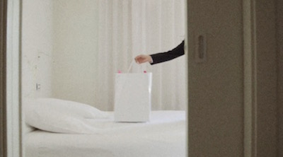 "wedding-videography-tips: a still from ""An Italian Polaroid"""