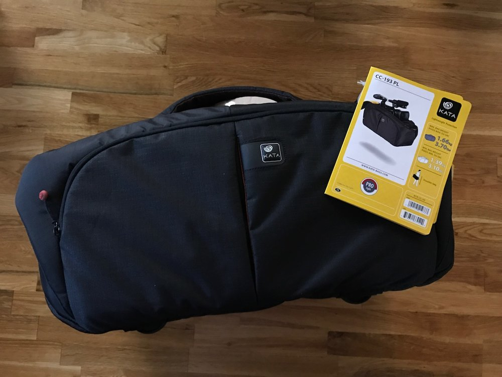 Kata cc-193 PL (5 available). a very general use camera bag. Brand new. $65 Shipped. sku=sm047