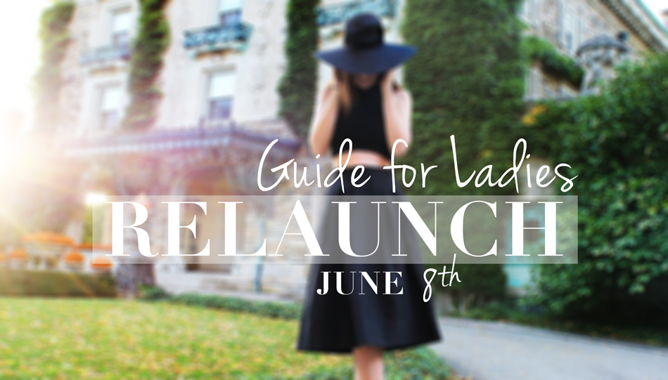 guide for ladies, how to be a lady, how to be classy