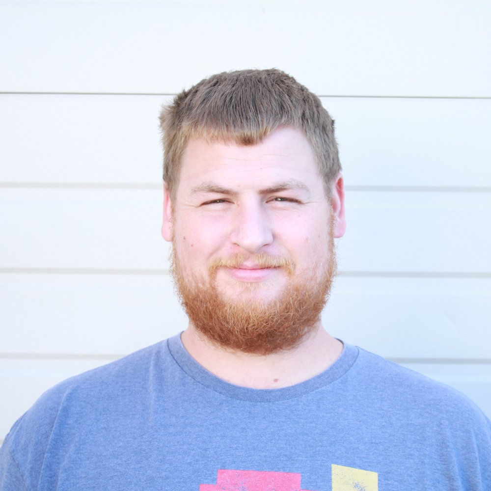 Kurtis, PIC of juice production Dream Job Title: IT/Graphic Design History:Started here in 2013. Favorite Juice: Strawberry Lemonade