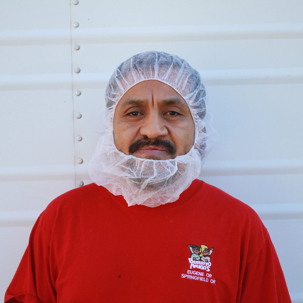 Ramon,PIC of Cleaning History:Started here in 2005 Favorite Juice:Orange juice & apple