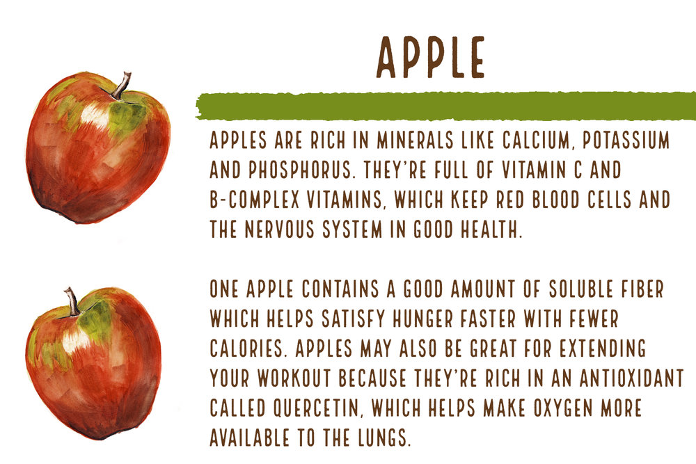 Fun fact: Find 2 apples in every bottle of Superfood Smoothie!