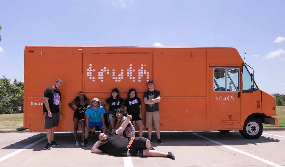 Truth Vans Warped Tour 2016 Team
