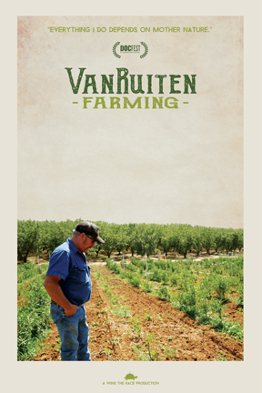 A California farmer reflects on the drought in this short documentary.