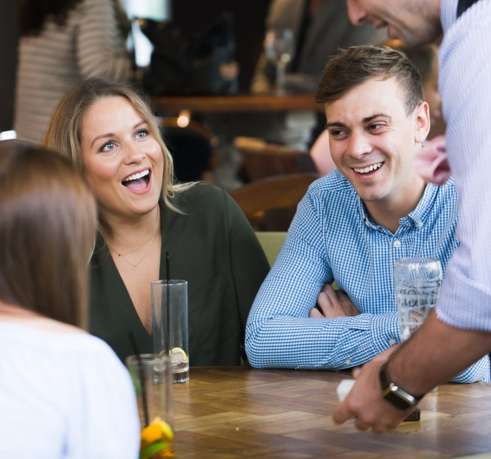 Mix & Mingle Magic is the perfect icebreaker and fills your venue with laughter and an excited buzz.
