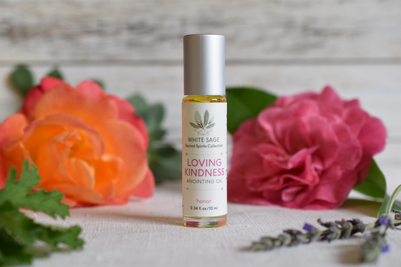 Loving Kindness - Anointing Oil - Honor