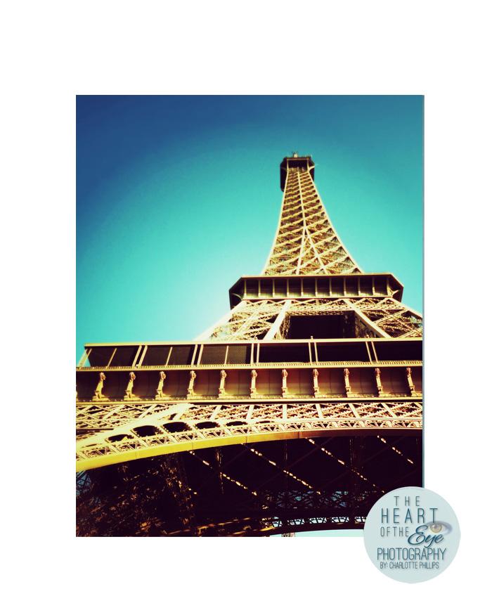 """""""Paris Most Romantic Spots."""""""