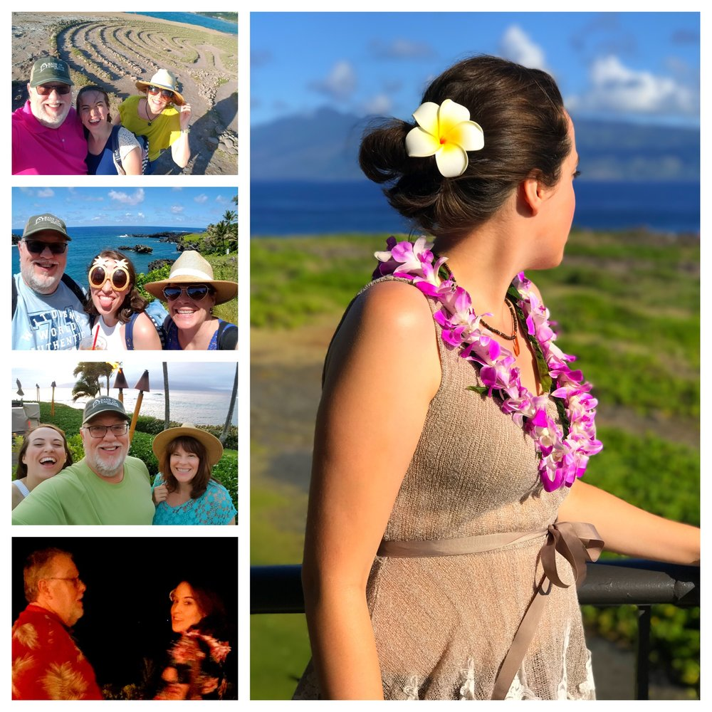 We are leaving Maui with many wonderful memories! O'Hana, we are all ONE family and Earth is our home.