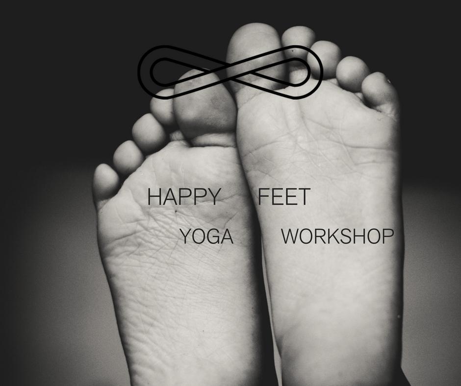 Happy Feet -Yoga für die Füße