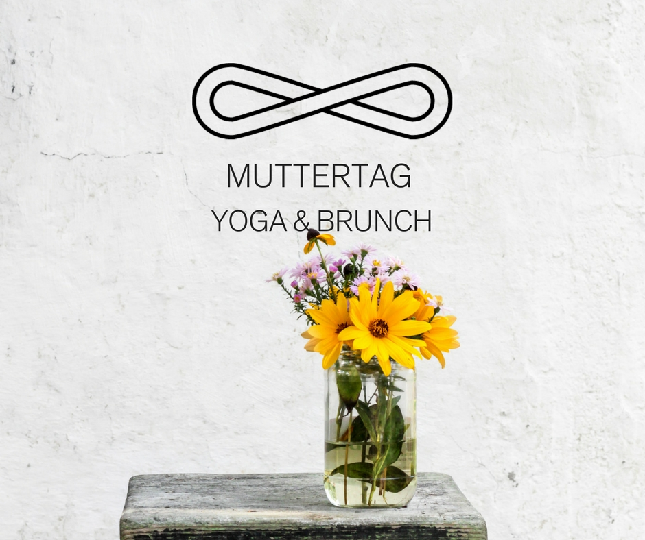 Yoga und Brunch am Muttertag