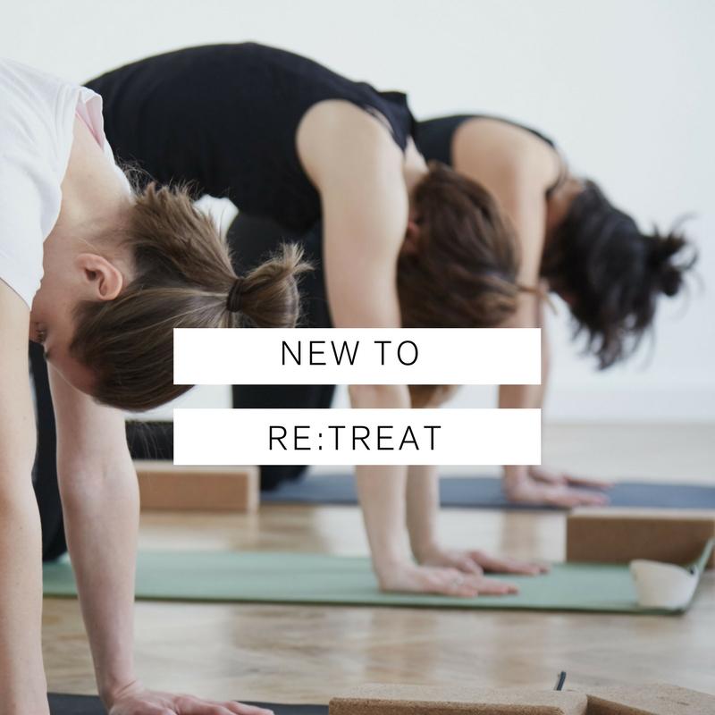 Du praktizierst bereits Yoga & Meditation und bist auf der Suche nach Deinem idealen Studio? Dann ist das NEW TO RE:TREAT Angebot perfekt, um unser Studio kennen zu lernen!Inkludiert ist:- 1 × Schnupperklasse Deiner Wahlfür nur 10 EuroDas Angebot ist nur im Studio erhältlich. -