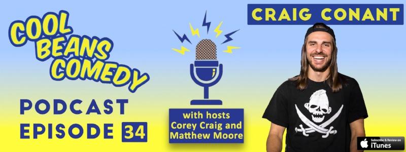 Episode 34: Craig Conant