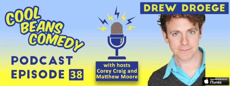 Episode 38: Drew Droege