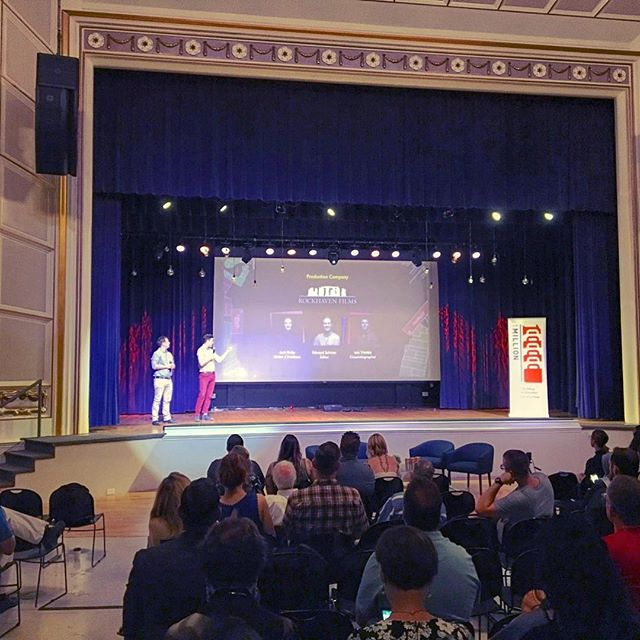 Last Wednesday we spoke at @1millioncupskc about FTL! Had a great time and made some great connections! Thanks for having us! @plexpod @kcstartupfdn @kcmo #indiefilmmaking #indiehorrorfilm #filmmaking #indiehorror #fundraising #westport