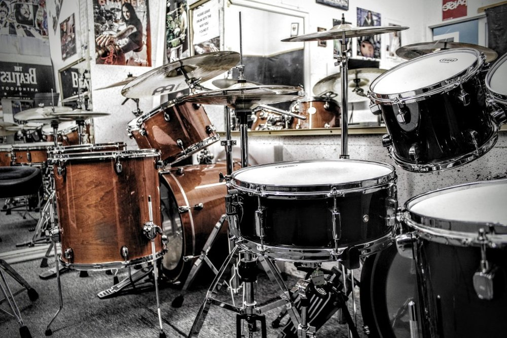 Donn Bennett Drum Shop - Private Instructor