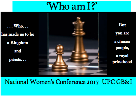 "National Women's Conference2017 - ""WHO AM I?"""