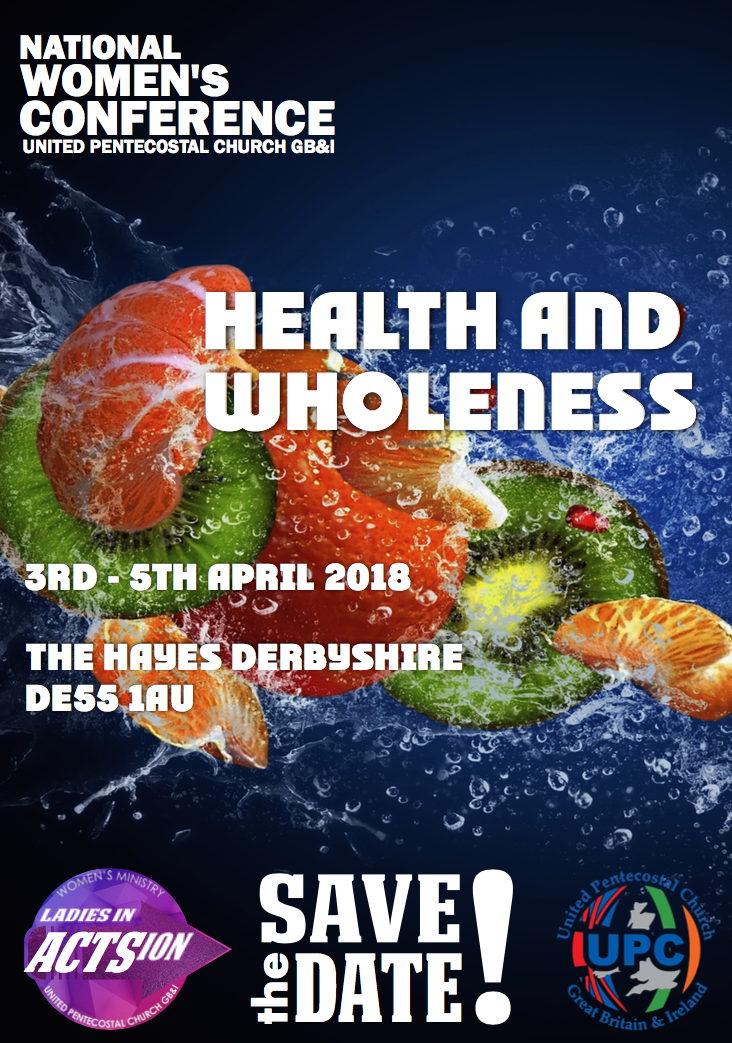 "NATIONAL WOMEN'S CONFERENCE 2018 - ""HEALTH AND WHOLENESS"""
