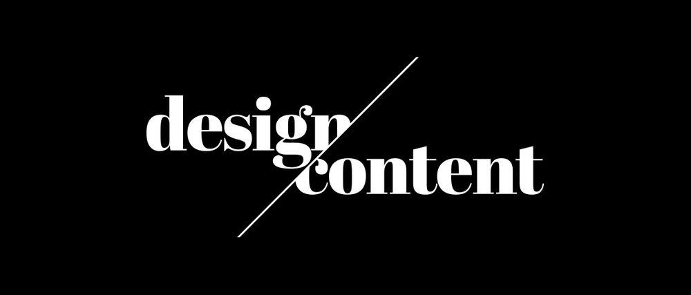 Design & Content Conference