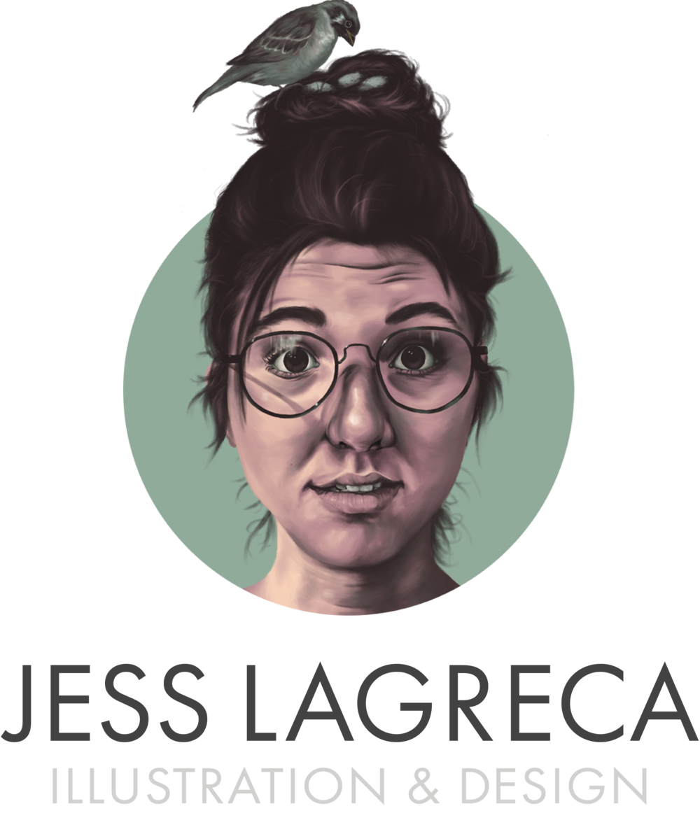 Jess LaGreca Illustration & Design